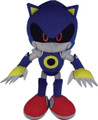 Plush Toy - Sonic the Hedgehog - Metal Sonic - 8""