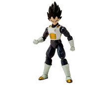 Action Figure Toy - Dragon Ball Stars - Vegeta - Wave 7 - 7 Inch