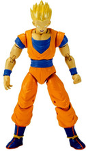 Action Figure Toy - Dragon Ball Stars - Super Saiyan Gohan - Wave 7 - 7 Inch