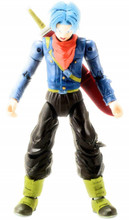 Action Figure Toy - Dragon Ball Stars - Future Trunks - Wave 8 - 7 Inch
