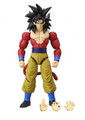 Action Figure Toy - Dragon Ball Stars - Super Saiyan 4 Goku - Wave 9 - 7 Inch
