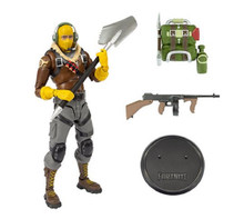 Action Figure Toy - Fortnite - Raptor - Series 1 - 7 Inch