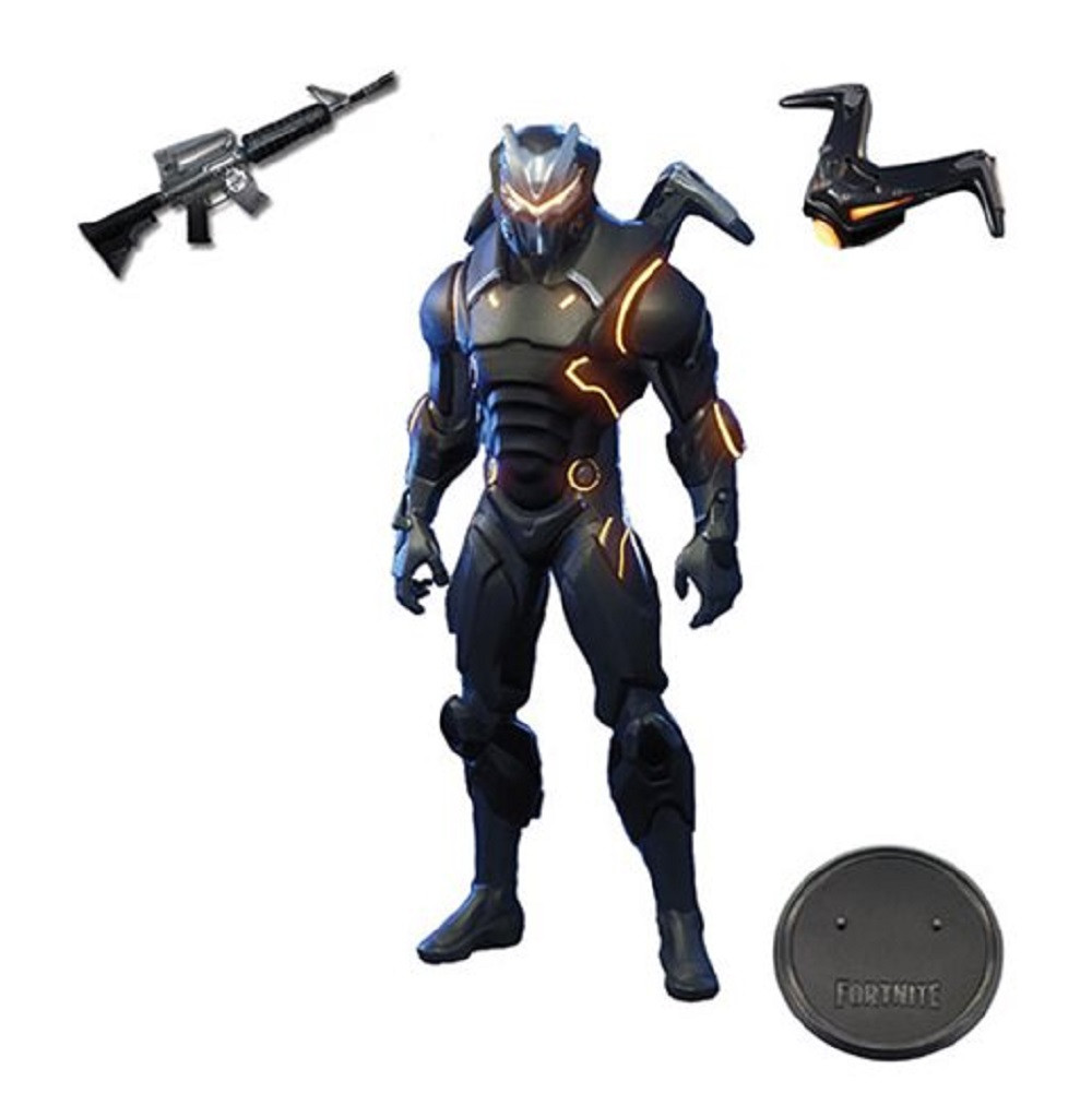 Action Figure Toy - Fortnite - Omega - Series 1 - 7 Inch