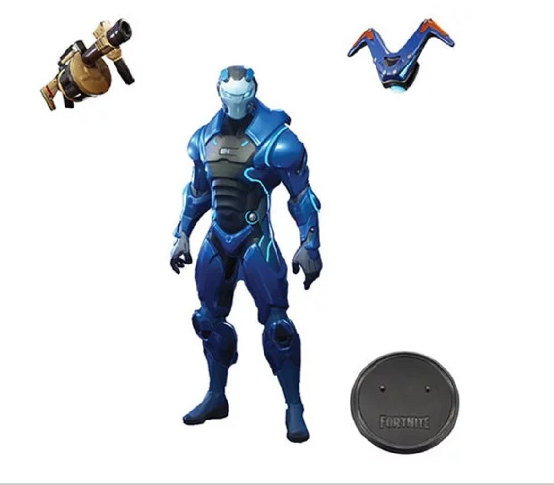 Action Figure Toy - Fortnite - Carbide - Series 1 - 7 Inch