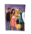 High School Musical - Folder w 20 Pages - Purple - Front