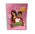 High School Musical - Folder w 20 Pages - Pink - Front