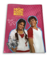 High School Musical - Folder w 20 Pages - Hot Pink - Front
