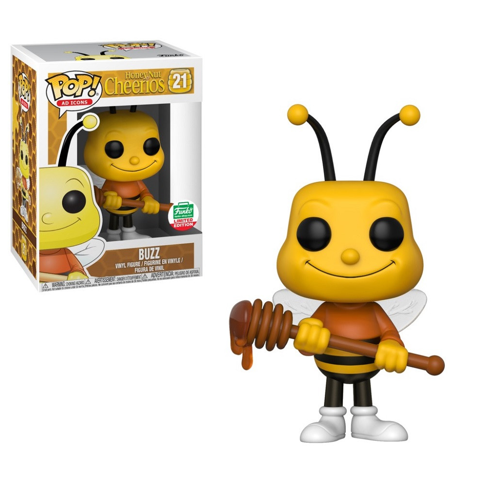 Buzz Bee Funko POP - AD Icons - General Mills