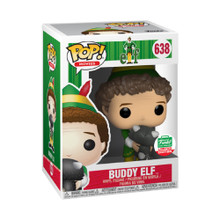 Buddy w Raccoon Funko POP - Elf - Movies - Boxed
