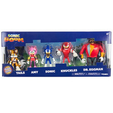 Action Figure Toy - Sonic the Hedgehog - Multi Pack Set - Boxed