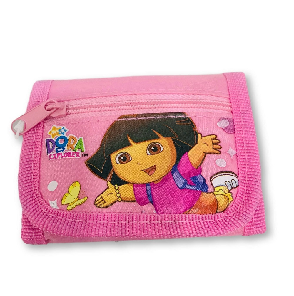 Wallet - Dora the Explorer - Pink