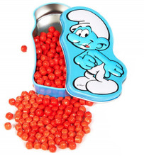 Candies - Smurfs - Clumsy - Smurfberries - 1ct