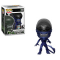 Xenomorph Funko POP - Metallic Blue - Alien 40th - Movies -Specialty Series