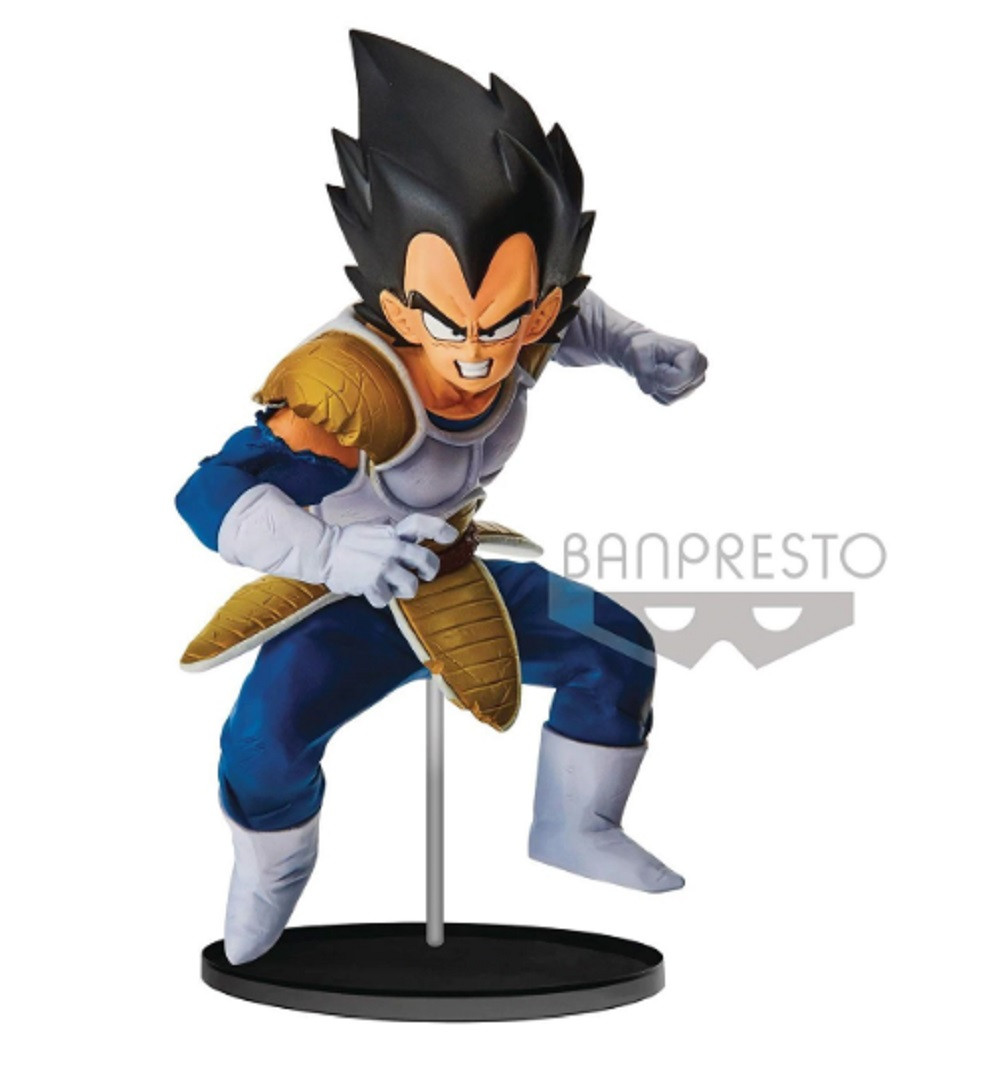 Dragon Ball Z World Colosseum2 Vol.6 Figure Vegeta