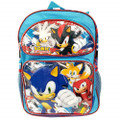 Backpack - Sonic the Hedgehog - Small 12 Inch - Group - 2019