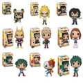 My Hero Academia - Funko POP - Bundle of 9