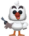 Scuttle Funko POP - Little Mermaid - Disney - w Fork