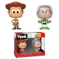 Woody and Buzz Funko Vynl - Toy Story