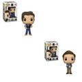 Club De Cuervos Funko POP Bundle of 2 - Chava and Hugo