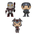 Gears of War Funko POP Bundle - Games - S3