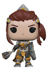 Brigitte Funko POP - Overwatch S5 - Games
