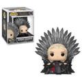 Daenerys Sitting on the Iron Throne Funko POP Deluxe - Game of Thrones S10