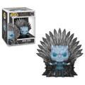 Night King Sitting on the Iron Throne Funko POP Deluxe - Game of Thrones S10