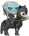 White Walker on Horse Funko POP Ride - Game of Thrones S10