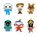 Scooby Doo Funko POP - Bundle of 6 - Animation