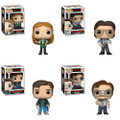 Office Space Funko POP - Bundle of 4 - Movies