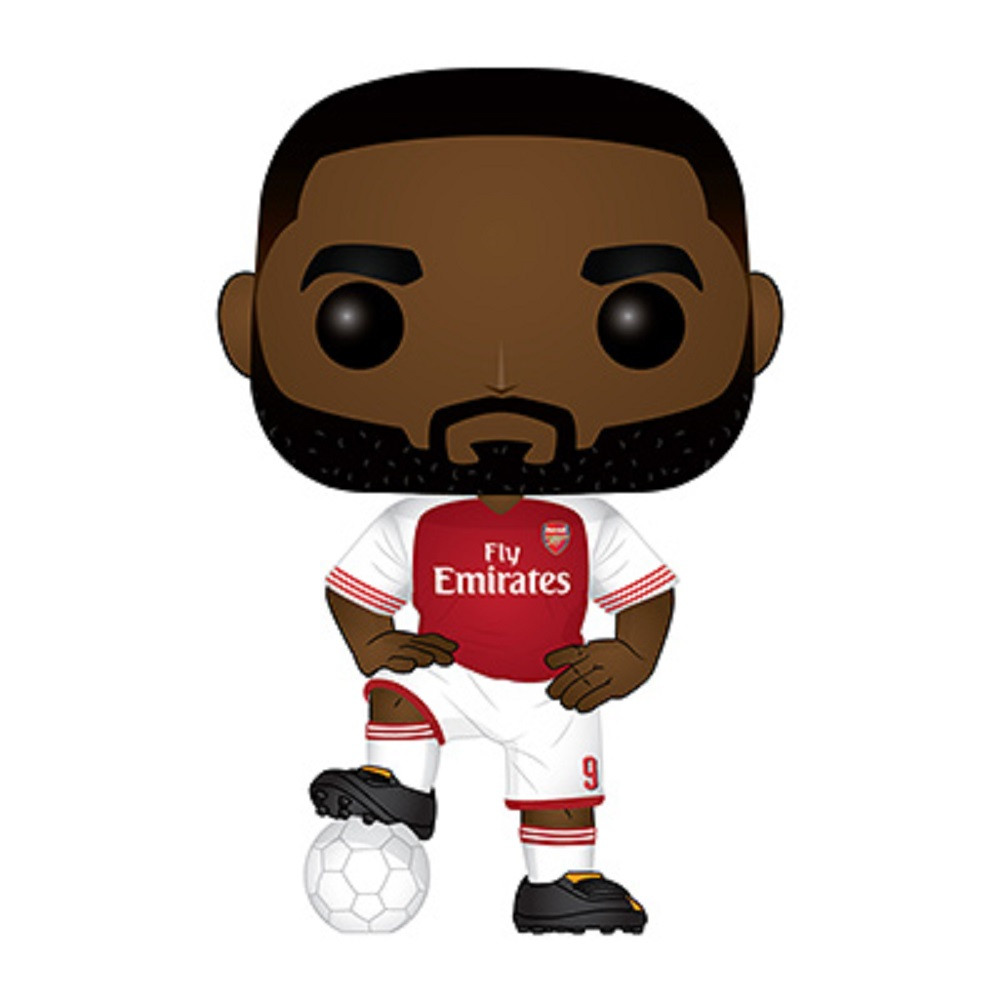 Alexandre Lacazette Funko POP - Football Arsenal