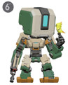 Bastion 6 Inch Funko POP! - Overwatch - Games - S5