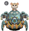 Wrecking Ball 6 Inch Funko POP! - Overwatch - Games - S5