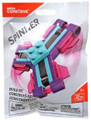 Fidget Spinners - Mega Bloks Mega Construx - Purple Teal and Pink