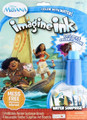 Moana Imagine Ink Coloring Book