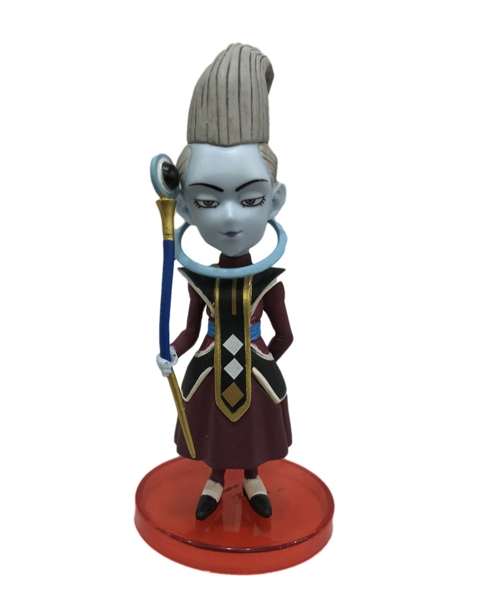Dragon Ball Super - Whis Figure - 2.8 Inch - WCF Series 5