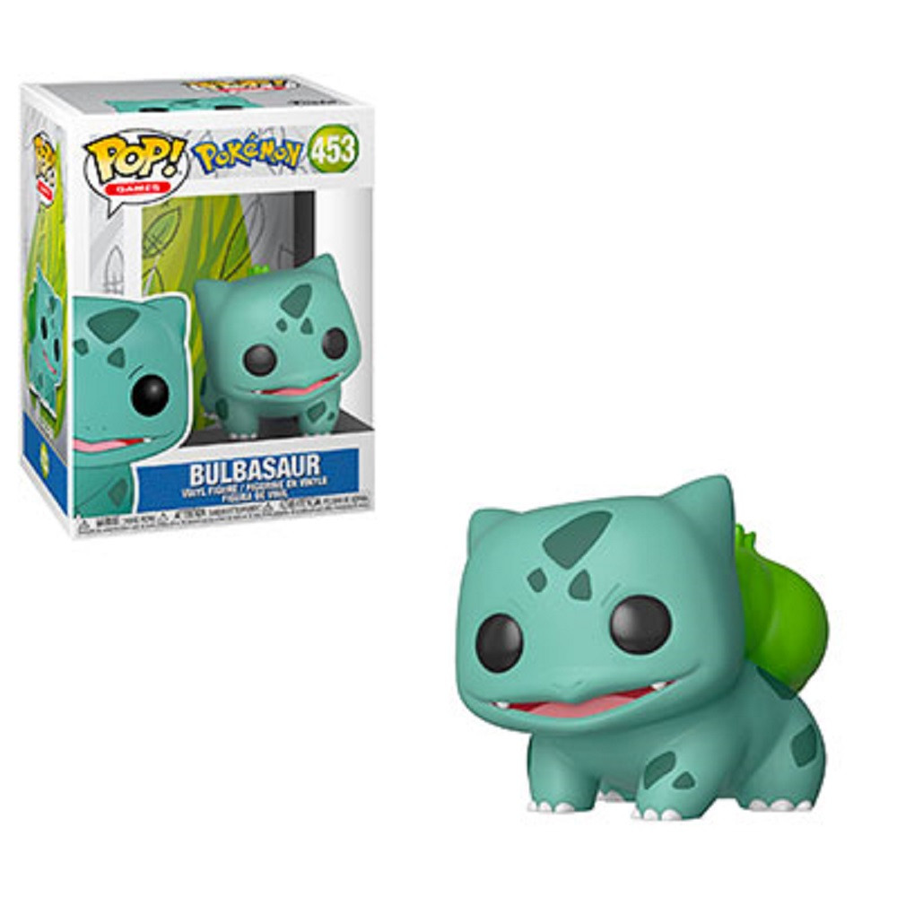 Bulbasaur Pokemon Funko POP - Figure