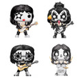 Kiss Funko Pop - Bundle of 4