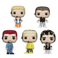 NSYNC Funko Pop - Bundle of 5 (