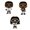 MIGOS Funko Pop - Bundle of 3