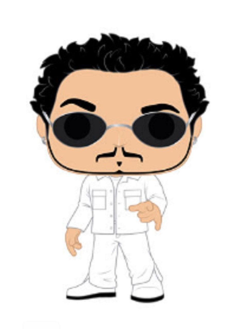 Backstreet Boys AJ McLean Funko Pop - Rocks