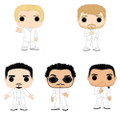 Backstreet Boys Funko Pop - Bundle of 5
