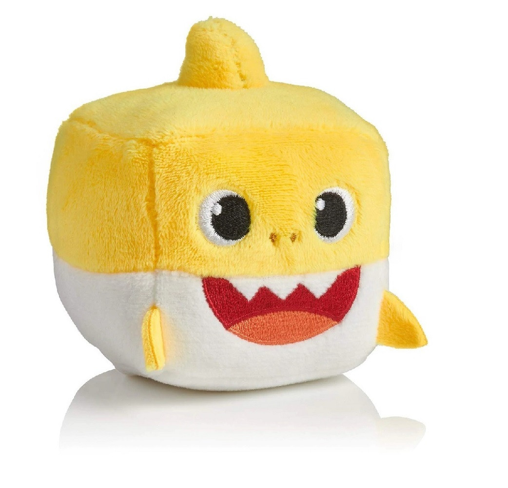 Pink Fong Baby Shark Sound Cube - Yellow Shark