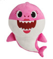 Plush Toy - Baby Shark Pinkfong - Sound Doll - Pink