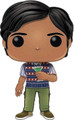 Raj Funko POP - Big Bang Theory - TV - S2