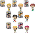 BTS Funko POP - Bundle of 7 - Rocks- in box
