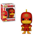 Homer Funko POP - Simpsons S2 - Radioactive Man - Animation