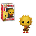 Lisa Funko POP - Simpsons S2 - Saxaphone - Animation