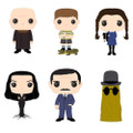 Addams Family Funko POP - Bundle of 6 - TV