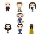 Addams Family Funko POP - Bundle of 7 - TV - w Chase